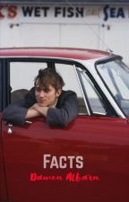 100 facts about Damon Albarn by noodleblast