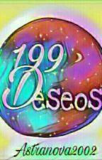 199 Deseos by Astranova2002