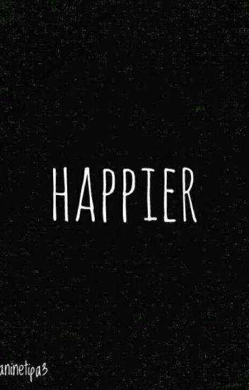 Happier   Twice Sana x male reader - This Author - Wattpad