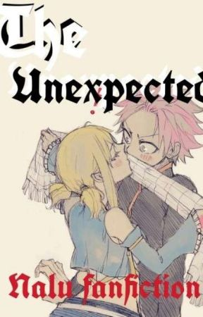 the unexpected ➳《natsu x lucy》• highschool!au by alicethepotato
