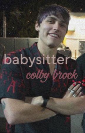Babysitter |Colby Brock| by http-caylen
