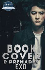 EXO BOOK COVER & PREMADES || (ABIERTO) by Marieoh15