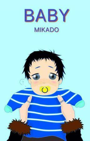 Baby Mikado!?  by ErikaShipsShizaya