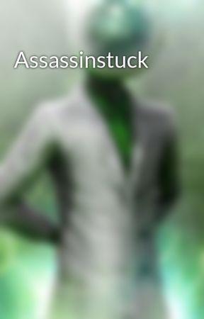 Assassinstuck by crooked_panda