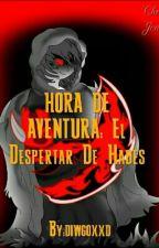 Hora De Aventura: El Despertar De Hades by diwegoxxd