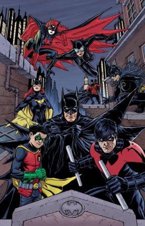 Bat Family X Bat Momreader Imagines 11 Meeting The One Wattpad