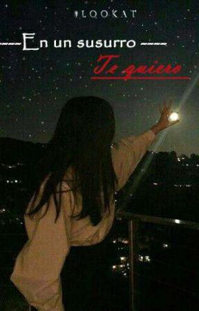 En un Susurro; Te Quiero by Hime_bts12
