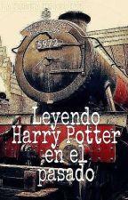Leyendo Harry Potter y Phoenix Black en el pasado: La Piedra Filosofal by Mar_050700