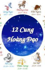 12 cung hoàng đạo by HanHieuQuach