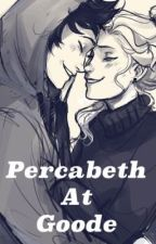 Percabeth at Goode by sorryimfangirling