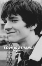 LOVE IS STRANGE : FIONN WHITEHEAD by babyboonick