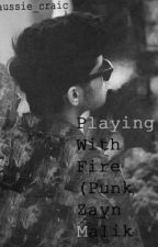 Playing With Fire << Punk z.m by aussie_craic