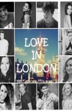 Love In London (One Direction Love Story) by Afailami