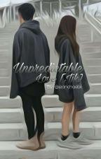 Unpredictable love [Jjk] by JeonChaebii