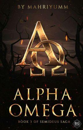 Alpha Omega by mahriyumm