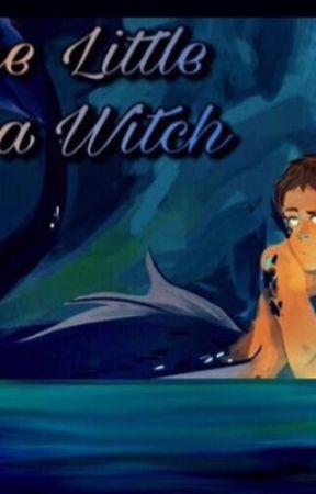 The Little Sea Witch (klance/ little mermaid au) - The