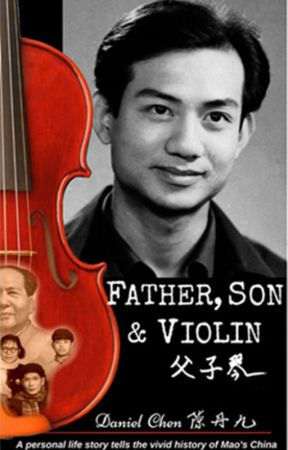 Father, Son & Violin by DanielOlsenChen