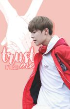 trust me | park woojin by just_an_1004