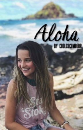 Aloha (A Hannie Fanfic) by coolcucumberr