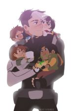 We Love You (Space) Dad - A Voltron Fanfiction by skycladokarin