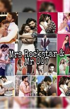Mrs Rockstar and Mr007 by neeraja_p