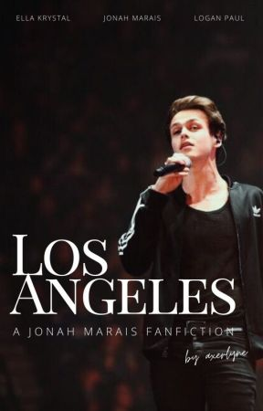 Los Angeles || Jonah Marais by wdwjplp
