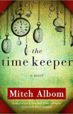 Time Keeper (Book Review) by chimmughaneunpen