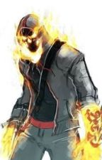Ghost rider/assassin's screed male reader X Teen Titans. by vill47