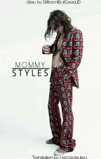 Mommy Styles | Larry Stylinson Mpreg [Italian Translation] by hazzaxloulou