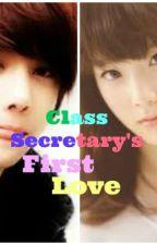 Class Secretary's First Love by JaztinKei