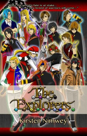 The Explorers (Tagalog) by kirstennimwey