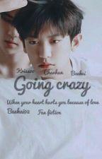 Going crazy  by baekai92