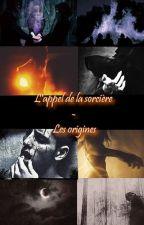 """Helldown 1.5 """"L'appel de la sorcière - Les origines """" by Marie-Yvie"""
