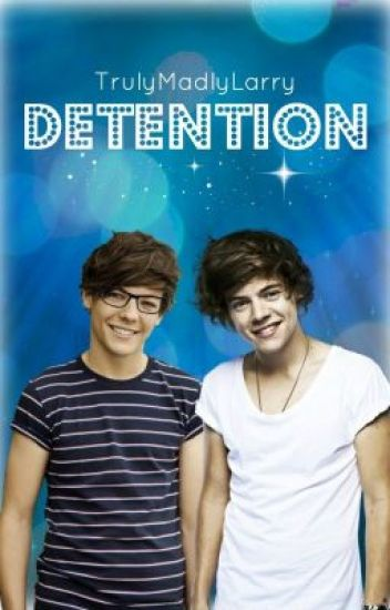 Detention [Larry Stylinson] (Portuguese Version)
