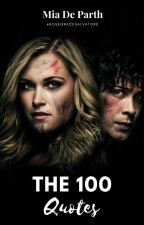 The 100 Quotes by rosegracesalvatore