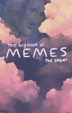 The Big Book of MEMES: THE SEQUEL by NerdyCookie101