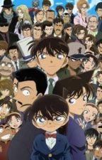 Detektiv Conan & Kaito Kid x Oc by Beccichin