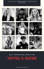 Vettel's Sister - Max Verstappen by alwaysvettel