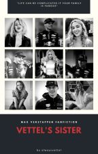 Vettel's Sister - Max Verstappen by emilyopenshaw