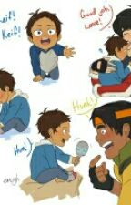 Baby Lance (Voltron legendary defenders) by Haikyuuisloveandlife