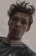 CROSSFIRE| DAVINA CLAIRE by expelumos