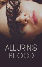 Alluring In Blood: Vampire by _Quinn