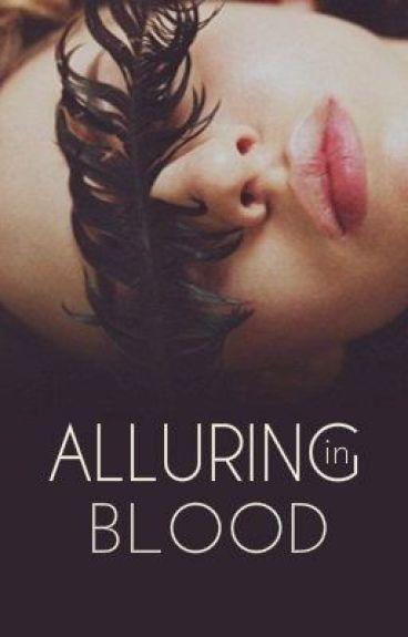 Alluring In Blood: Vampire