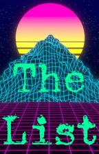 THE LIST - Wattpad's Must Read Stories by K_E_Francis