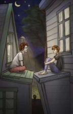 Love Behind The Window (L.S.) by csanyiemma