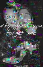 Why Don't You Forget Me?    (Shane Dawson X suicidal reader) by TemIsLife67