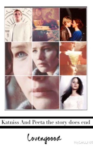 Katniss y Peeta la historia no termina