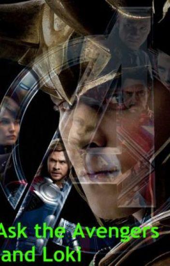 Ask the Avengers and Loki - Natasha, Clint, Tony, Steve
