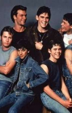 The Outsiders Things by ryleighisapanda
