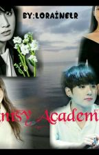 fantasy Academy  by LoraineLR